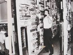 old telephony equipment